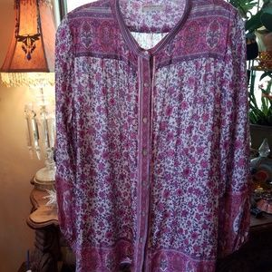Spell and the Gypsy Jasmine Blouse 1